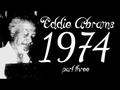 Eddie Abrams Quartet - Dominic's Cocktail Lounge - 1974 - Toledo, Ohio (part 3)