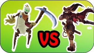 Fiddlesticks vs Yasuo   1v1 Abo Game Gameplay Commentary