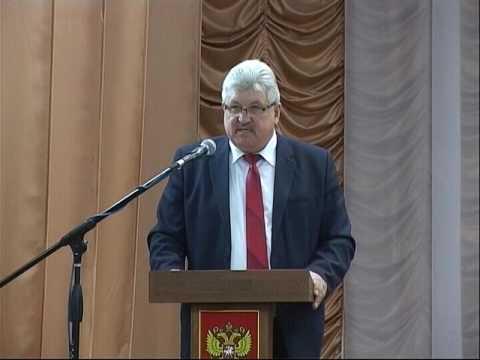 Отчет главы администрации Эртильского района Сергея Бычуткина за 2016 год