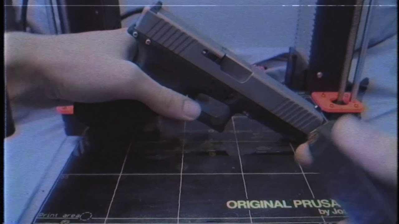 Glock Frames by FMDA - Presented by Deterrence Dispensed