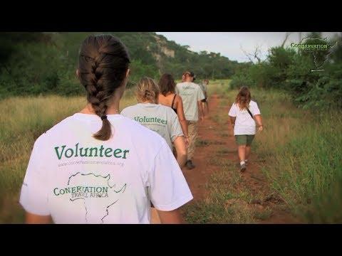 Conservation Travel Africa - Savé Valley, Zimbabwe - Promo