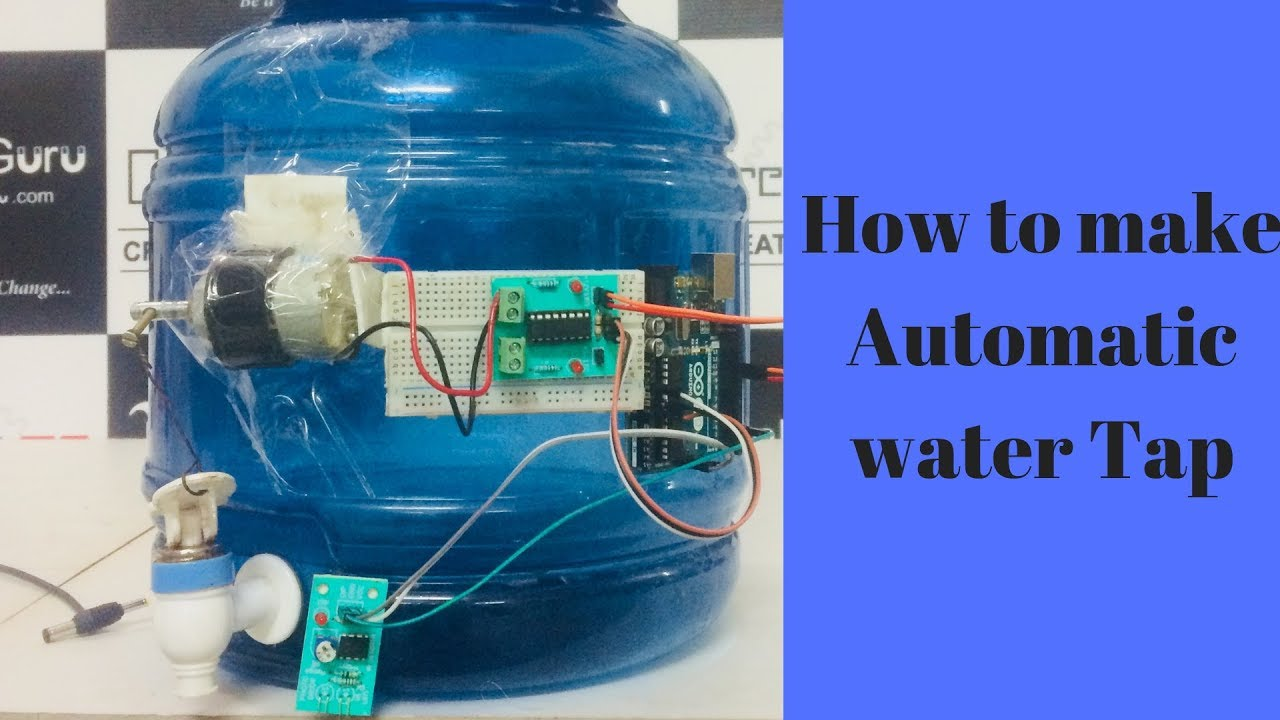 Automatic Water Pump Control System Eee Project Report Free Final