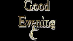 Good Evening Messages Quoteswishes Greetings For Facebook Youtube