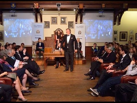 This House Would Disestablish the Church of England | The Cambridge Union