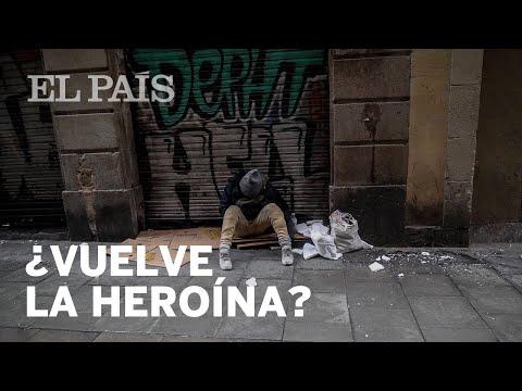 El misterioso regreso de la heroína | España