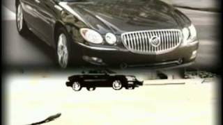 New 2009 Buick LaCrosse Video at Maryland Dealer