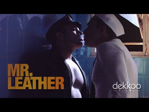 These Gay Men Love Their Leather! | Trailer From Mr. Leather | Dekkoo