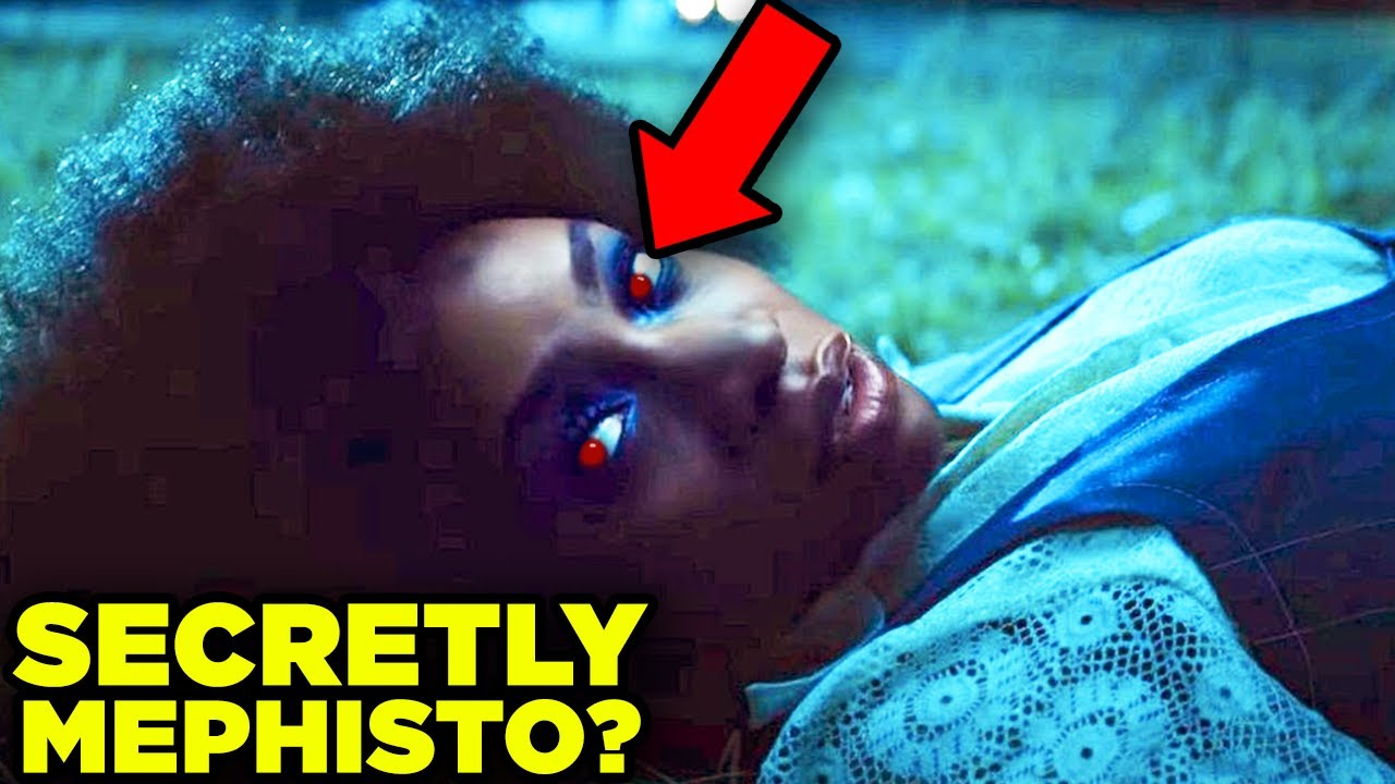 WandaVision Trailer HIDDEN MEPHISTO SIGHTINGS Revealed!