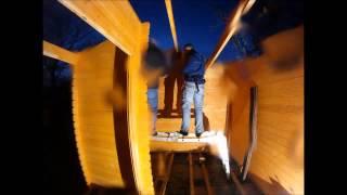Woodwork Workshop - Part 1 - Log Cabin Build