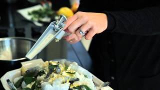 Meals in a Snap: Mediterranean Shrimp