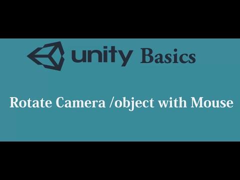 Unity Rotate Scene Around Selection #( Unity 3D ) - YouTube