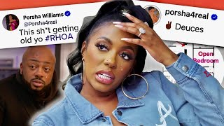 Porsha Williams Quietly Announced She QUIT RHOA 🤭