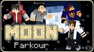 Minecraft Parkour: Moon Parkour [4/x] w/ Undecided, Tomek, Piotrek