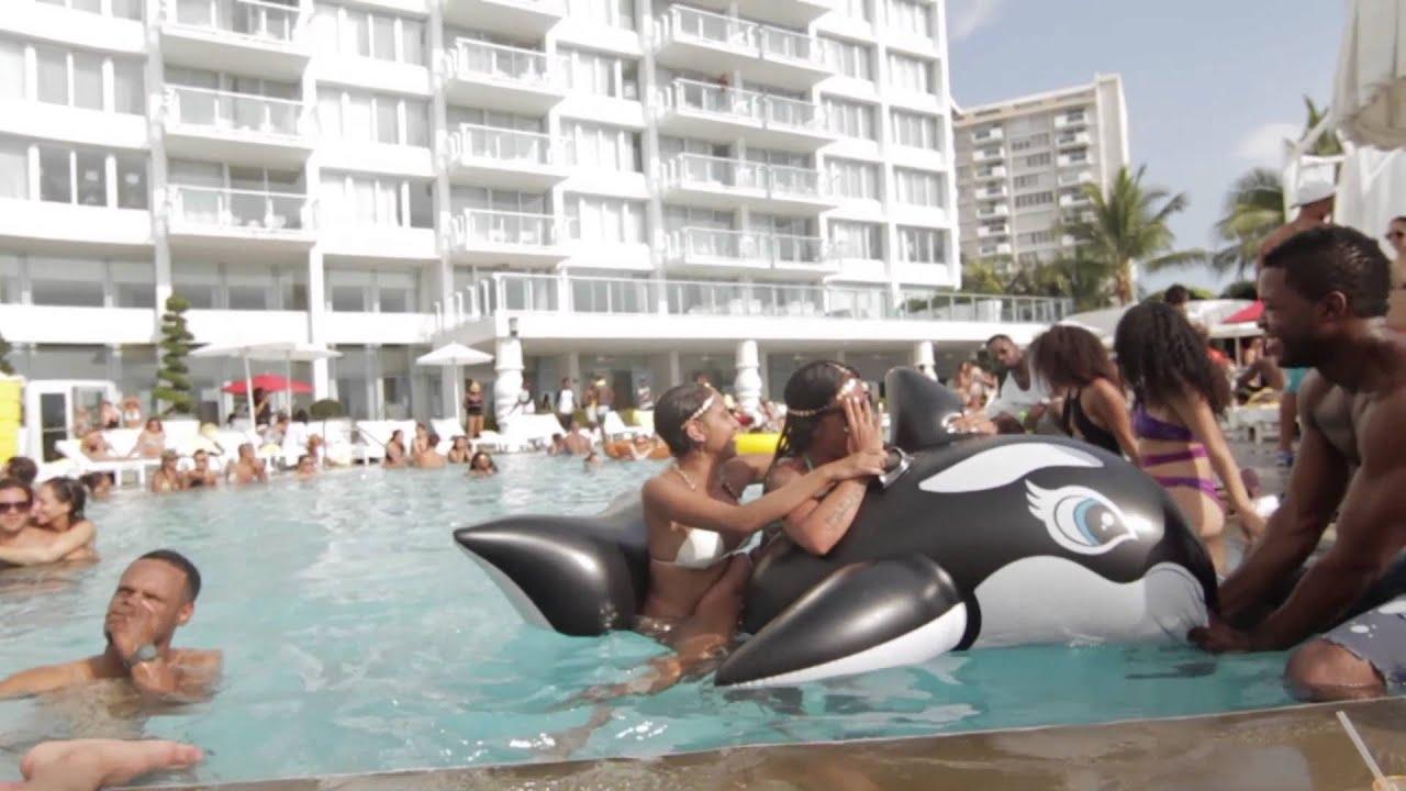 Mondrian Hotel Miami Sunday Pool Party