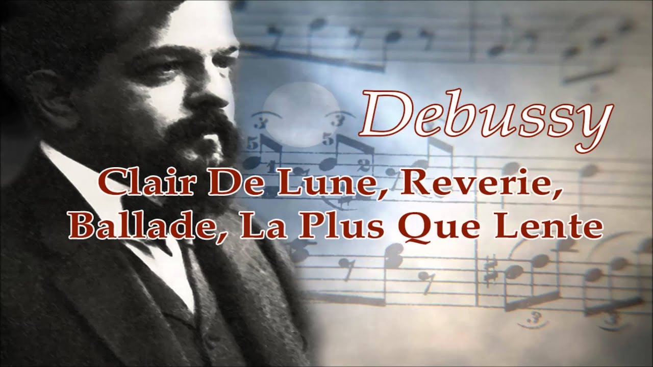debussy clair lune essay Print and download 'clair de lune' from suite bergamasque by composer claude debussy easy guitar sheet music makingmusicfunnet.