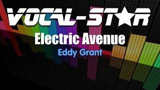 Eddy Grant - Electric Avenue (Karaoke Version) With Lyrics HD Vocal-Star Karaoke