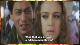 DO PAL - VEER ZAARA - ENG SUBS - FULL SONG - *HQ* & *HD* ( BLUE RAY )