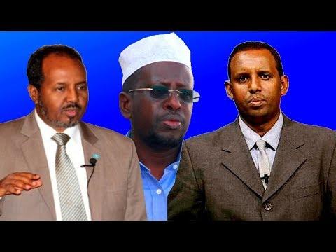 TACSI QARAN: Madaxdii Hore ee Somalia oo la Murugooday Geerida Wariye Cawil.