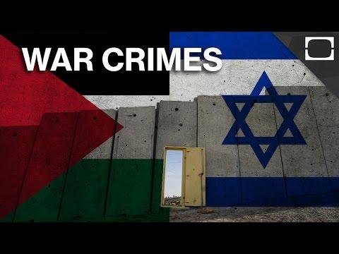 Did Israel Commit War Crimes Against Palestine?