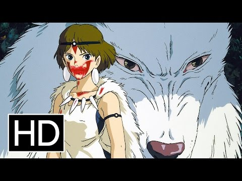Princess Mononoke is listed (or ranked) 11 on the list The Best Gillian Anderson Movies