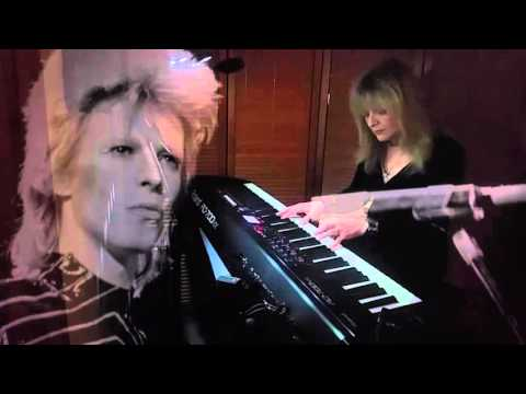 David Bowie (Mott The Hoople) - All The Young Dudes - Piano Tribute