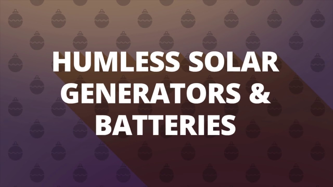 Humless Reliable Power Systems Lindon UT : Energy Equipment And Solutions