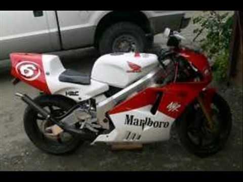 1994 Honda NSR 250 2 Stroke Street Bike