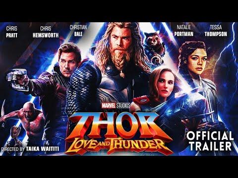 THOR:LOVE AND THUNDER: Official Concept Trailer | Natalie Portman, Chris Hemsworth