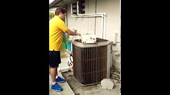 Best Energy Saving Free Hot Water and Free Pool Heater Air Conditioner Heat Exchangers