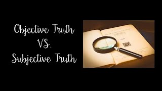 Facts V Feelings, Your Truth V My Truth, Opinions & More.