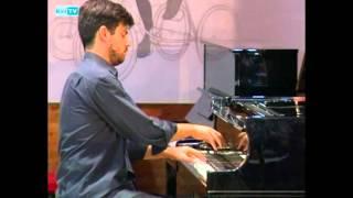 Feinberg/Bach/Vivaldi Concerto in A minor BWV 593 Andreas Xenopoulos, piano