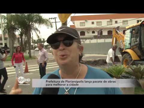 """Prefeitura de Florianópolis lança programa """"Tapa Buracos"""" para melhorar a cidade"""