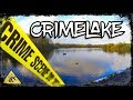 Magnet fishing 2018 -  Crimelake (Daisynook) laptop and knives FOUND!