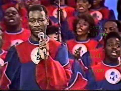 Near the Cross by the Mississippi Mass Choir with Frank Williams and Angela Curry