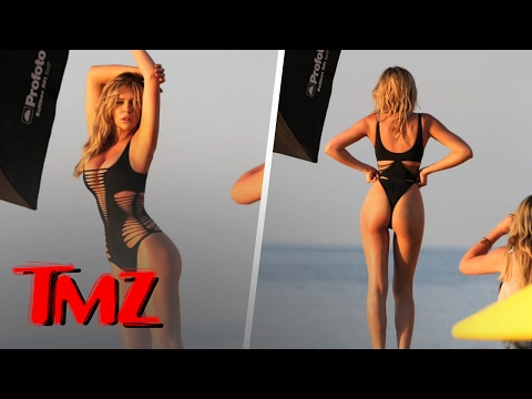 Crazy Hot Bikini Model, Who Is Abbey Clancy?! | TMZ