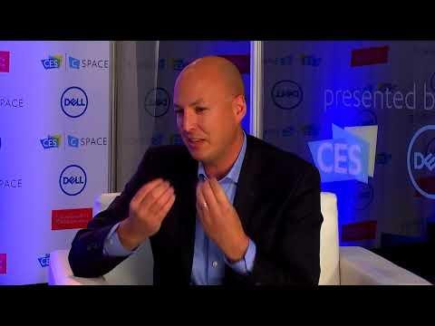 Jon Kaplan, Global Head of Partnerships, Pinterest: Wake up with The Economist at CES 18 (FULL)
