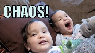 Our Daily CHAOS! - September 01, 2015 -  ItsJudysLife Vlogs
