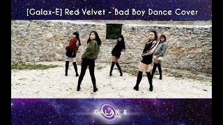 [Galax-E] Red Velvet - Bad Boy Dance Cover