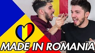 MADE IN ROMANIA CHALLENGE 🇷🇴 Matt & Bise