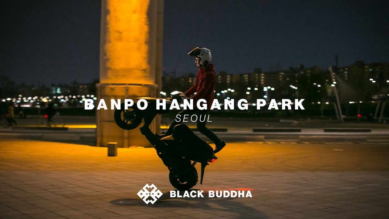 how to get to hangang park