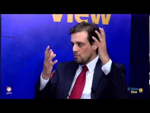 MZ Group - Presidente realiza entrevista para o canal Urban View