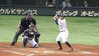 ホセ・アルトゥーベ 内野安打時の一塁到達タイム thumbnail