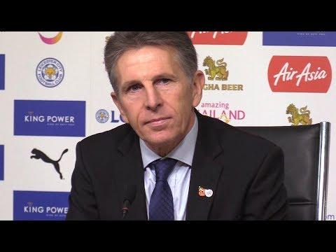 Claude Puel Full Pre-Match Press Conference - Stoke v Leicester - Premier League