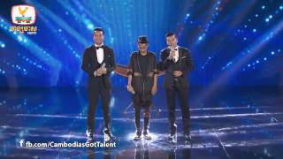Cambodia's Got Talent : FINAL - វណ្ណ ចេស្តា