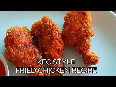 KFC style Fried Chicken/Tandoori Chicken/Chicken leg Fry recipe/Chicken Drumsticks/Chicken Tikka/