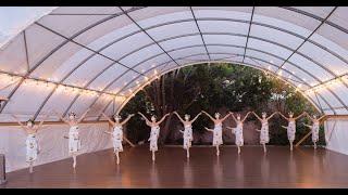 Awakening of Flora Performance at Bayer Ballet Outdoor Studios
