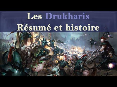 Lore Warhammer 40,000 - Les Eldars Noirs Et Asdrubael Vect - #0.1 - Résumé Et Histoire