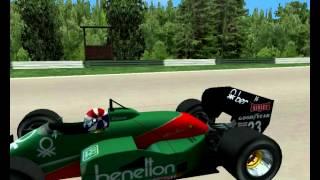 Turbo Mod 1985 Osterreichring Austria Zeltweg Austrian Grand Prix O motor é diferente de apenas Formula 1 Season full Race F1 Challenge 99 02 game year F1C 2 GP 4 3 World Championship 2012 rFactor 2013 2014 2015 10 27 19 51 16 23 1