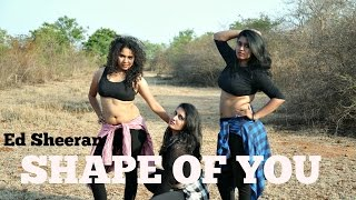 Shape of You | Ed Sheeran | Belly dance fusion | Dance choreography
