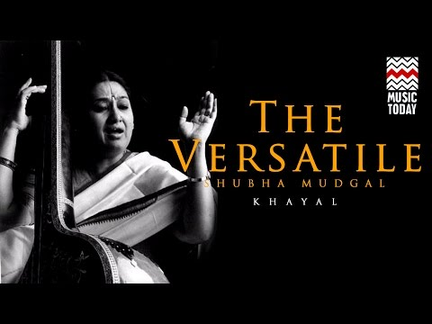 The Versatile Shubha Mudgal | Khayal I Audio Jukebox I Classical I Vocal